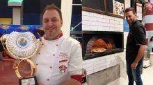 Segundo chef italiano, comer uma pizza por dia ajuda a emagrecer
