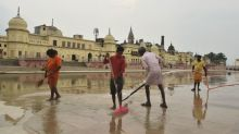 Sacred water and soil from the Sangam to reach Ayodhya today ahead of Aug 5 Bhumi Pujan