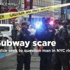 Police seek to question man in New York City rice cooker bomb scare