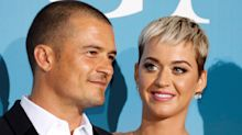 Katy Perry and Orlando Bloom appear to have got engaged