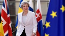 UK offer to EU citizens 'very fair', 'very serious': May