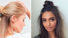 12 Sneaky Hairstyles That'll Instantly Hide Greasy Roots