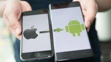 Vom Apple zum Androiden wechseln