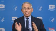 Dr. Fauci Says Coronavirus Deaths in U.S. Could Top 100,000