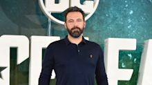 Ben Affleck says he 'loves' his giant phoenix back tattoo