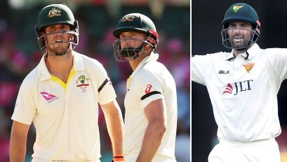 Marsh brothers strong as old face adds to Test case