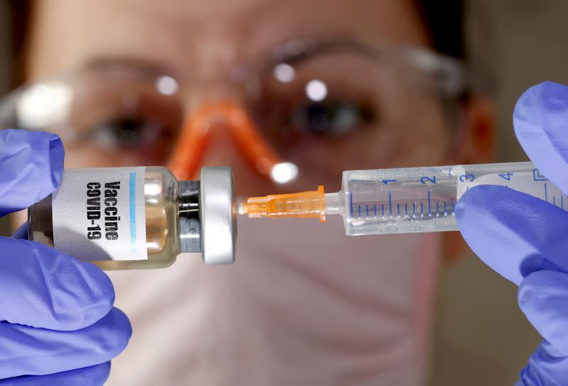 Factbox: Moderna's mRNA coronavirus vaccine