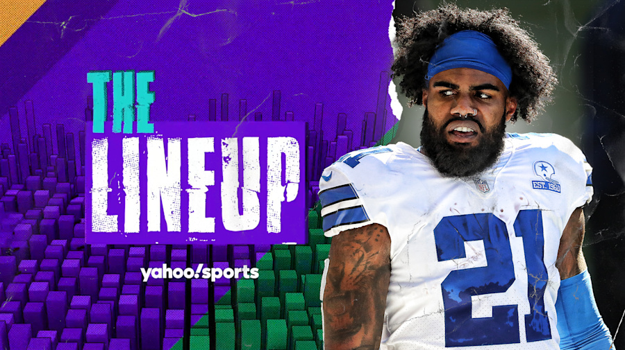 Zeke, Bell and Josh Allen all on the trade block | The Lineup