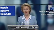 EU leaders clinch 'historic' deal and Covid-19 recovery fund