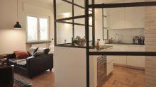 70 mq per un Appartamento Industrial Chic (Milano)