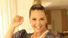 "Carla Perez revela que Xanddy gosta de seu bacalhau: ""Aniversário, páscoa..."""