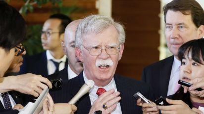 Bolton: N. Korea tests violated U.N. resolutions
