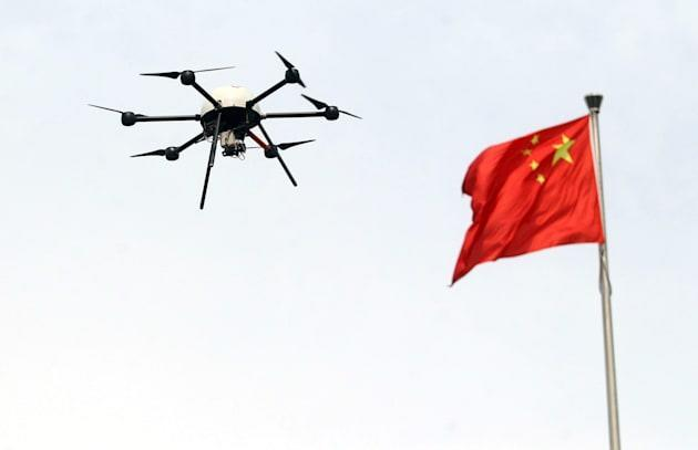 Drone catches cheating students in 'world's toughest exam'