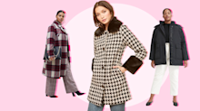 21 Coats That'll Make You Look Stylish Even in the Middle of a Blizzard