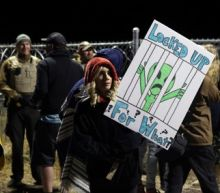 Area 51 raid morphs into pre-dawn celebration outside secretive U.S. base