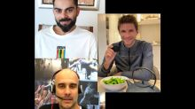 Thomas Mueller Joins Virat Kohli, Pep Guardiola Live on Chat to Profess His Love for Indian Food