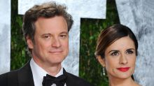 Colin Firth confirms divorce after cheating scandal