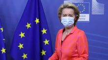 European Commission chief leaves EU summit after COVID-19 contact