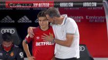 """Luka Romero: """"Me molesta que me digan 'el nuevo Messi'"""""""