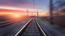 Railroads' Q2 Powered by Volume Growth: 4 Solid Picks