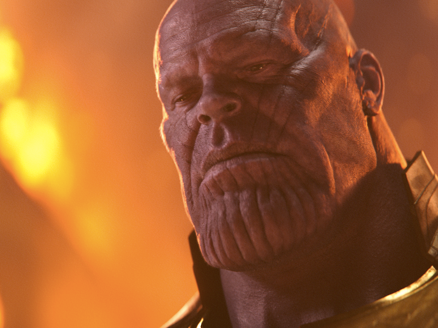 Tons of 'Avengers: Infinity War' Fans Think Thanos Might Be Right