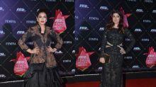 Twinkle Khanna Or Raveena Tandon: Whose Black-hued Outfit Was More Impressive?