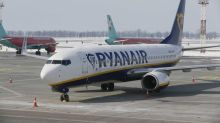 Ryanair to fly 15 routes from European cities to Ukraine