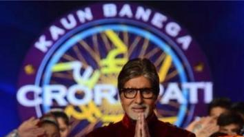 Republic day on the set of KBC