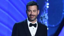 Jimmy Kimmel Joins Emmys 2016 Red Carpet Rollout, Jokes About Hosting