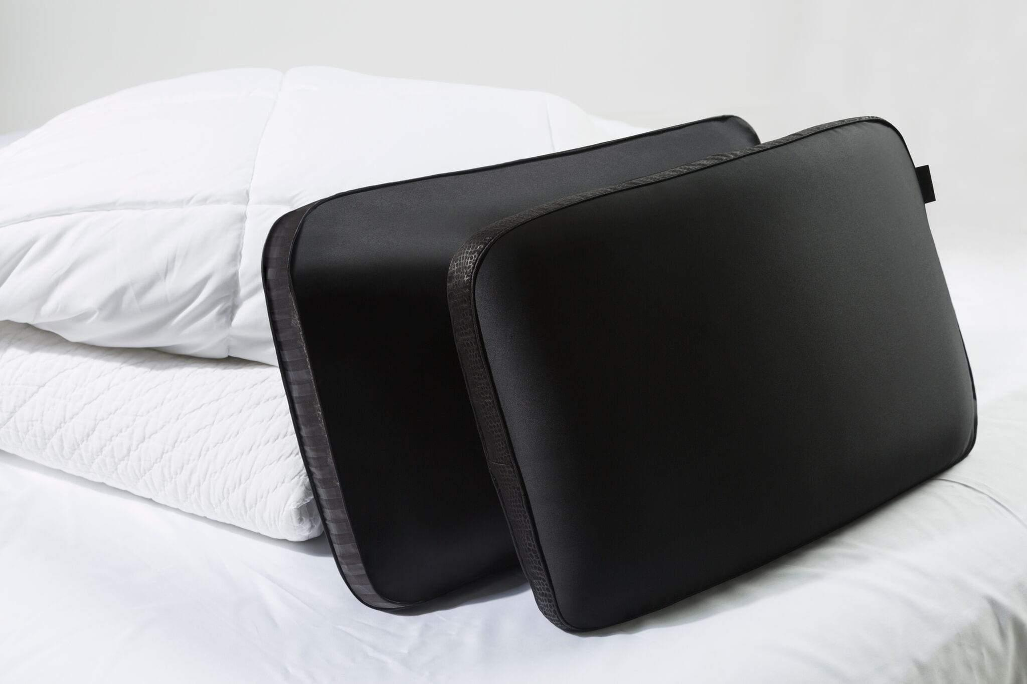 The NIGHT pillow strives to provide a luxury good night's sleep