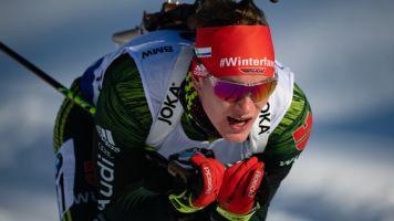 Biathlon: Doll verpasst Heimsieg um 10,5 Sekunden