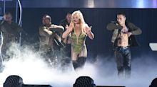 Britney Spears booed after mistaking Blackpool for Birmingham