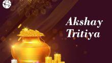 Bring Home Luck And Happiness-Celebrate Akshaya Tritiya
