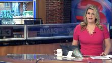 News anchor calls out body-shaming comments after being told she looks 'mighty big on TV'