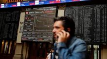 European shares rally after ECB pushes back rate hike bets