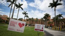 Florida sets one-day record with over 15,000 new COVID cases, more than most countries