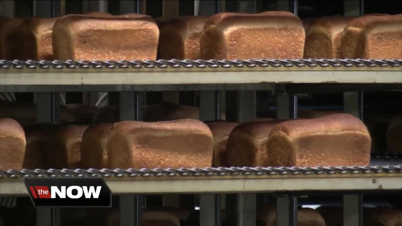 Monks unveil a new bread store at Abbey of the Genesee