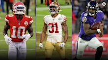 Who is the fastest player in the NFL in 2020? Tyreek Hill has competition in Raheem Mostert, Lamar Jackson