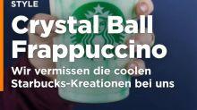 Warum kriegen wir die coolen Starbucks-Kreationen nicht?