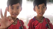 吳哥窟男童用9種語言賣紀念品 頓時爆紅