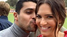 Ex Goals! Wilmer Valderrama Plants Sweet Kiss on Mandy Moore as Former Couple Reunites at Polo