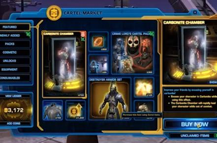 Star Wars: The Old Republic goes free-to-play on November 15