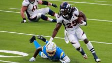 Melvin Gordon calls last season with Broncos one of his most difficult