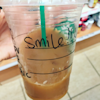 What the Starbucks Barista Didn't Know When She Wrote 'Smile' on My Coffee