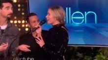 Emily Blunt canta con los Backstreet Boys