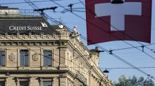 Credit Suisse Risks 3rd Straight Loss on Trump Tax Overhaul
