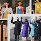 Today's Inauguration Fashion Inaugurated A New Era for Young Designers