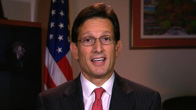 Cantor on nuclear deal: Iran