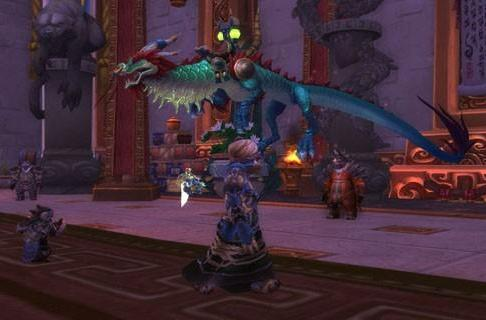 Patch 5.2 PTR: Reputation gain changes