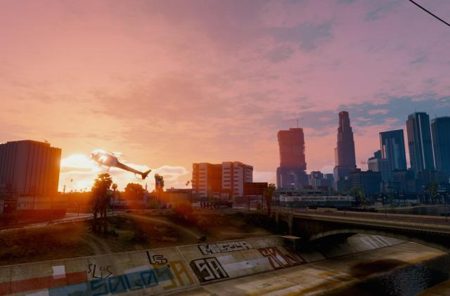 Massive 'GTA V' mod adds way more than 4K textures